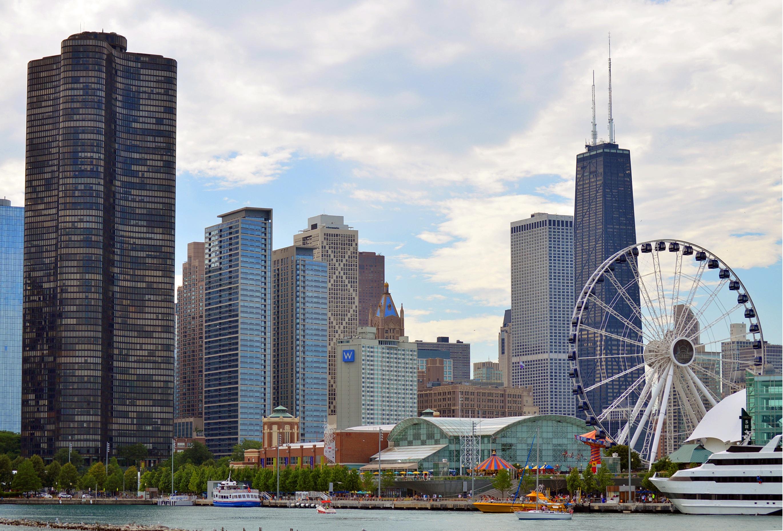chicago-illinois-skyline